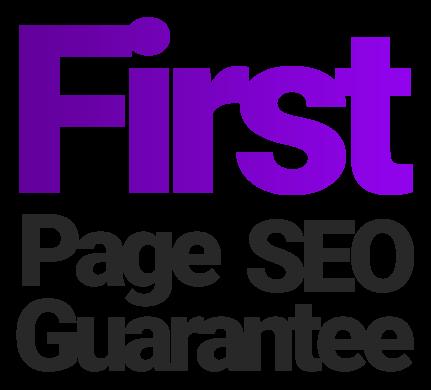 First Page SEO Guarantee