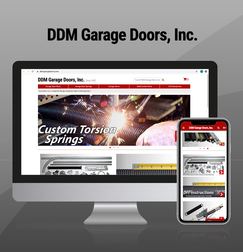 DDM Garage Doors